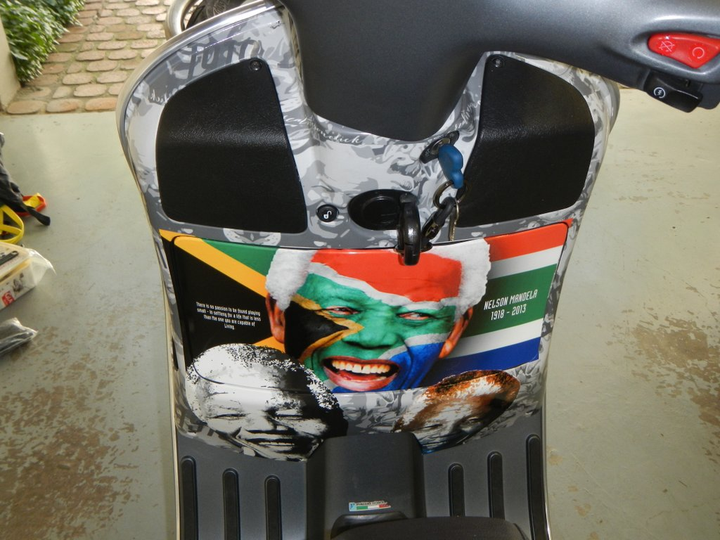 Madiba a tribute to the spirit of Africa
