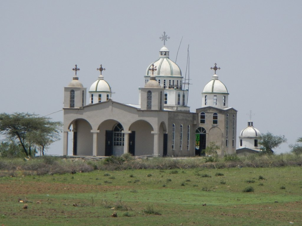 Ethiopia full of these beautiful holy places of worship.