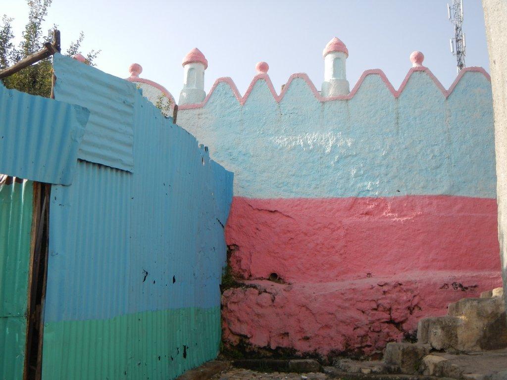 Colours of Harar