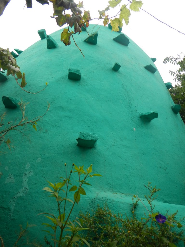 Resting place of the last King of Harar.