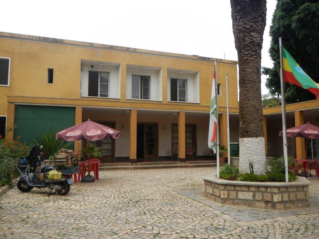 The Ras Hotel