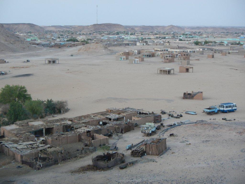 Wadi Halfa .