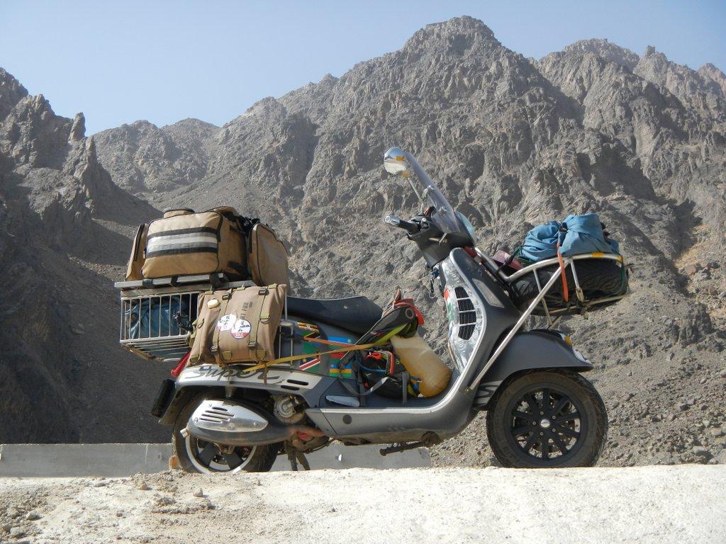 Sporting in the Sinai