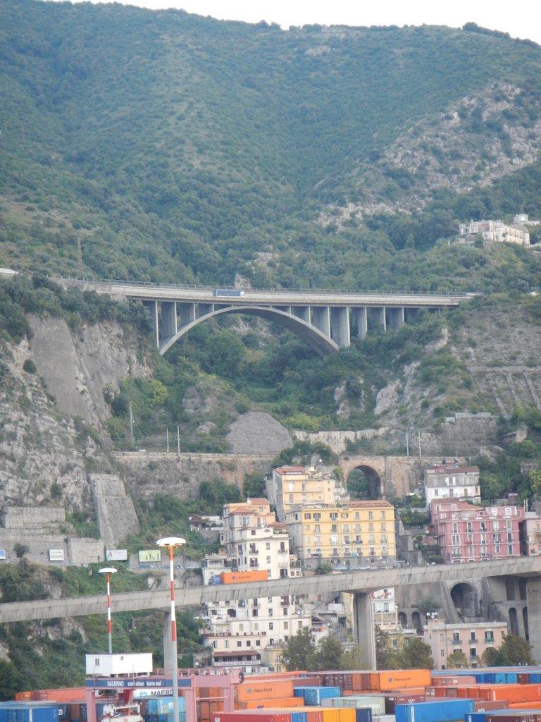 Bridging the gap in Salerno.