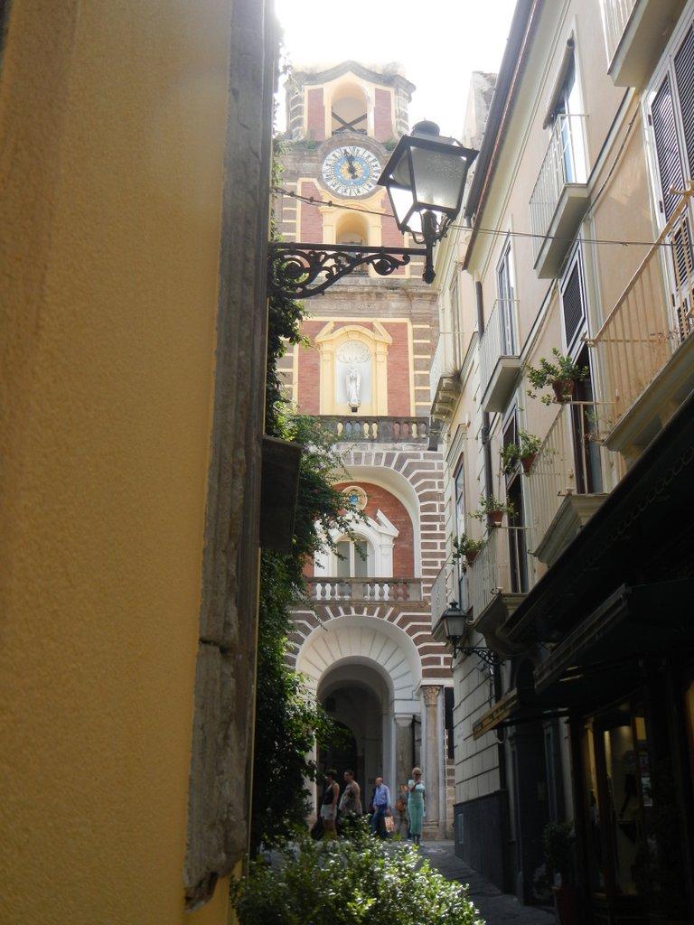 Old city.