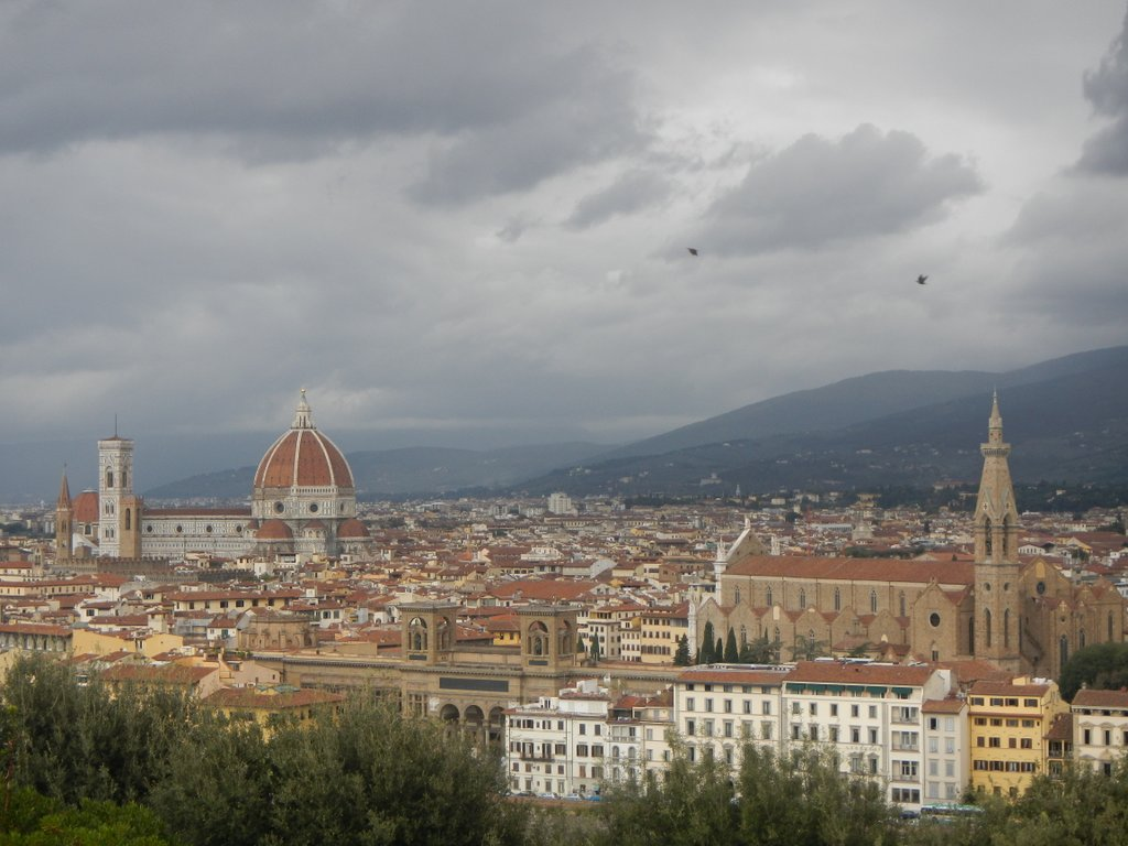 Farewell Florence .