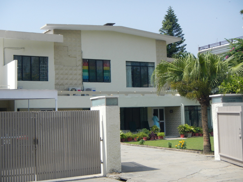 The home that introduced me to the kindness of Pakistan.