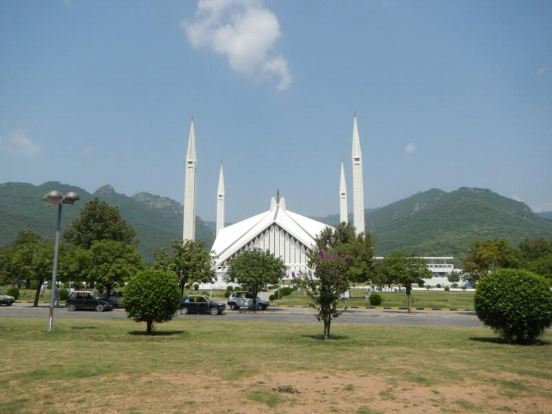 Faisel Mosque